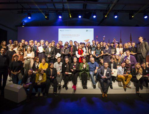 Zwei Kultur- und Kreativpiloten aus Sachsen geehrt
