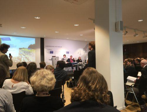Kreatives Sachsen zu Gast im Europäischen Haus Berlin