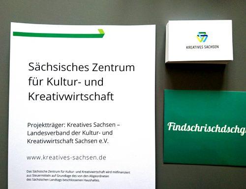 Erster Arbeitstag im Sächsischen Zentrum für Kultur- und Kreativwirtschaft