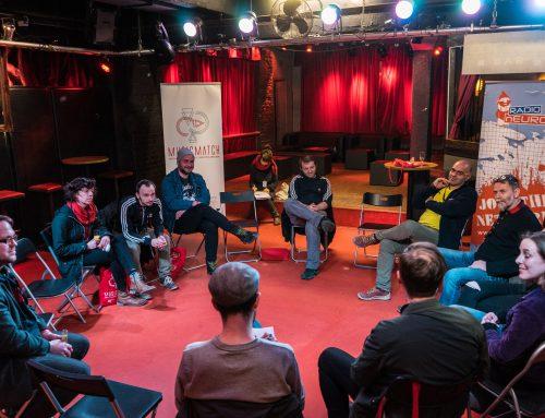 Wir präsentieren: Panels zur Musikwirtschaft auf der music:match