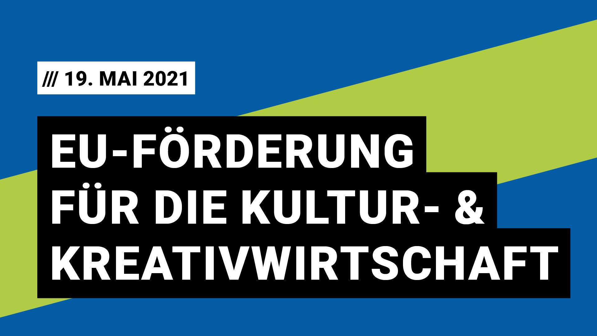 KreativesSachsen_EU-Förderung